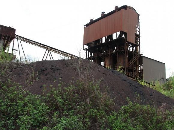 """Cận cảnh mỏ sắt nghi là """"thủ phạm"""" khiến nước Ngàn Trươi chuyển đỏ 6"""