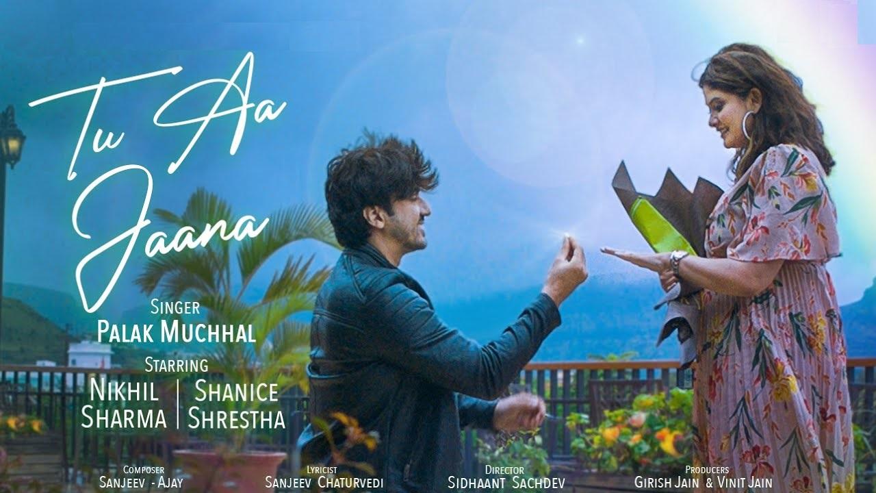 Tu Aa Jaana Lyrics in English :- Palak Muchhal | Nikhil & Shanice