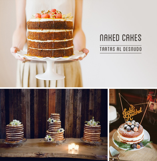 nacked cakes