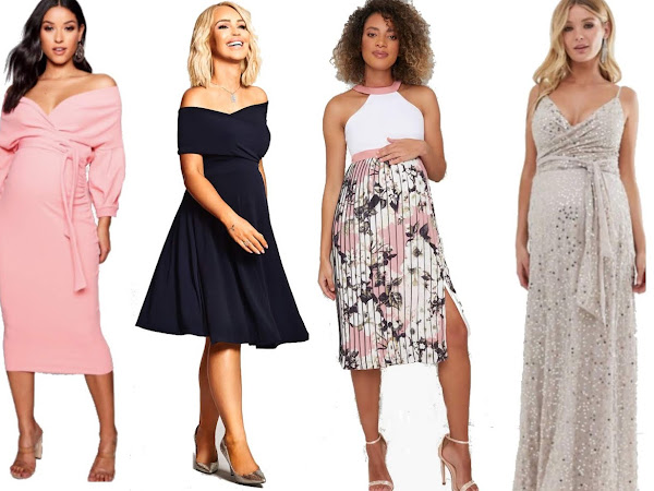 Maternity Dress Wishlist | Special Occasions