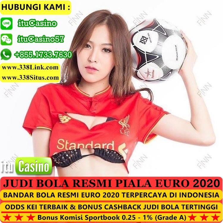 JUDI BOLA RESMI PIALA EURO 2020 TERPERCAYA - ituCasino