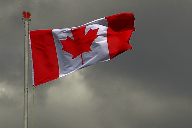 Canada celebrates its 151st birthday...