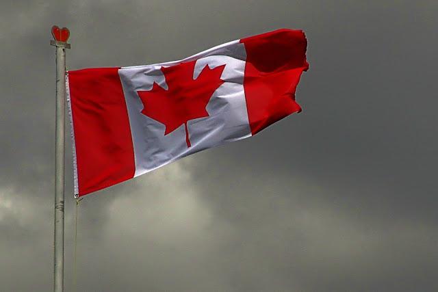 Canada celebrates its 151st birthday...