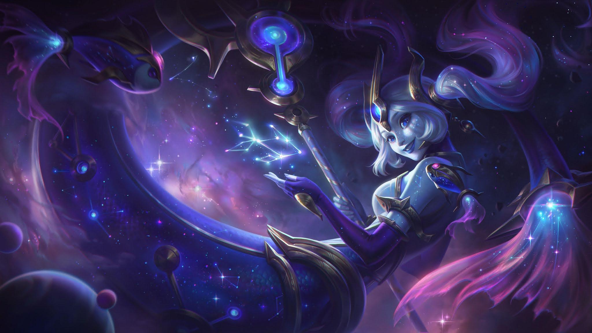 Cosmic Nami
