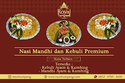 Pesan Nasi Kebuli di Jakarta