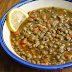 Lemony Lentil Soup, or Shorabat Addas Recipe