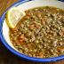 Lemony Lentil Soup, or Shorabat Addas Recipe