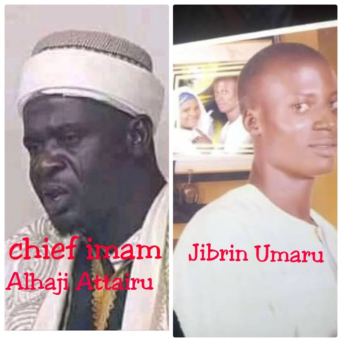 Chief imam of Enagi was stabbed to death check what happened
