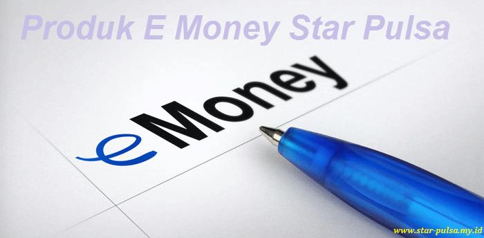 E MONEY STAR PULSA