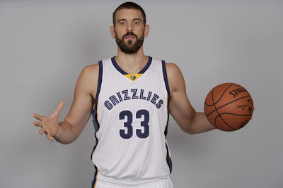 marc gasol grizzlies all star selection