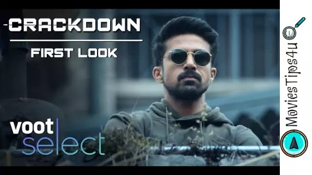 CrackDown Voot web series cast release date trailer wiki news
