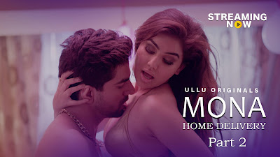 Poster Of Mona Home Delivery Season 02 2019 Watch Online Free Download