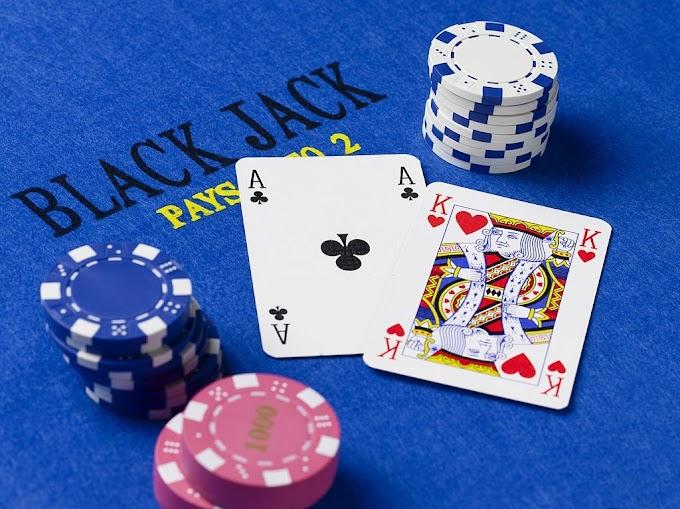 Blackjack: A Game of Brave Hearts