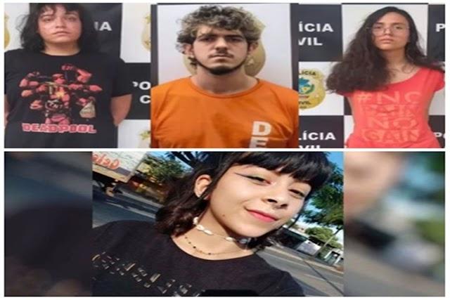 Satanistas matam jovem para saber se uma das integrantes era psicopata