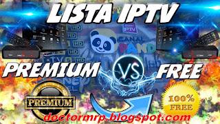 IPTV Nova Lista Atualizada M3U e Txt