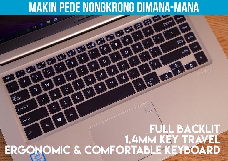 ASUS VivoBook S15 S510: Kece, Bertenaga, Terjangkau!