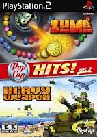PopCap Hits! Vol. 2 (PS2)
