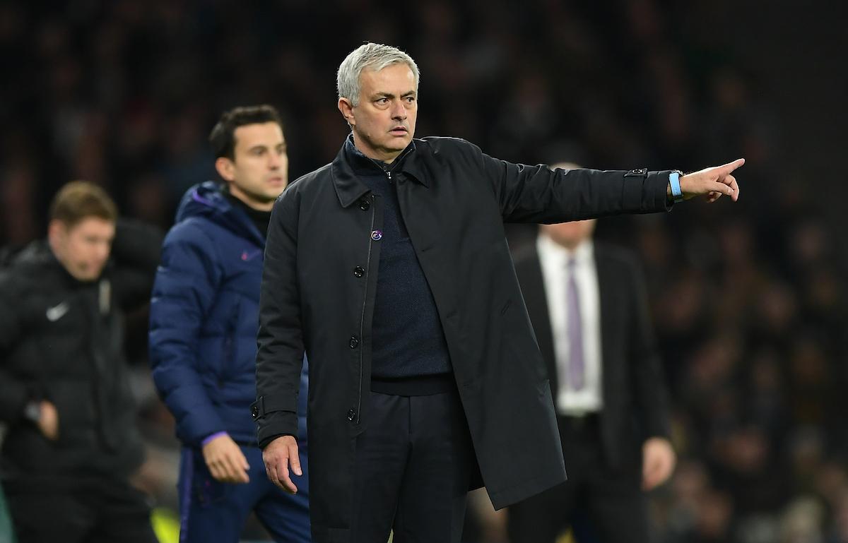 Jose Mourinho, Manager of Tottenham Hotspur