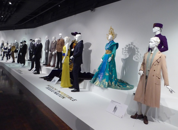 24th Motion Picture Costume Design Exhibition FIDM Museum