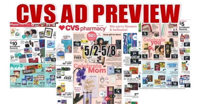 CVS Ad Scan 5/2 to 5/8