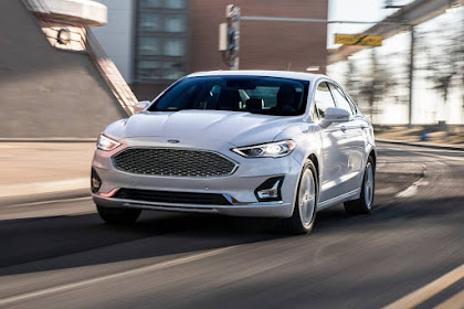 2020 Ford Fusion Review, Specs, Price