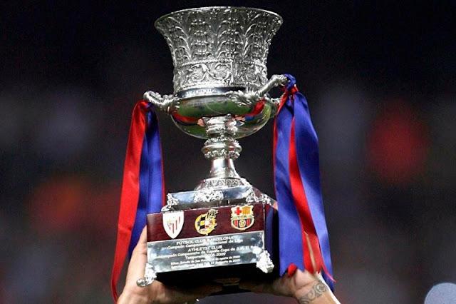 Onde comprar ingressos da Supercopa da Espanha