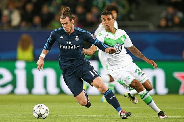 Real Madrid vs Wolfsburg