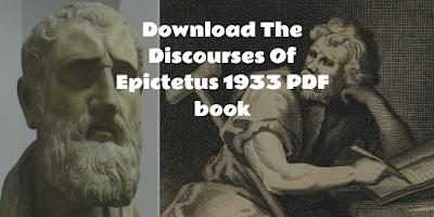 The Discourses Of Epictetus pdf