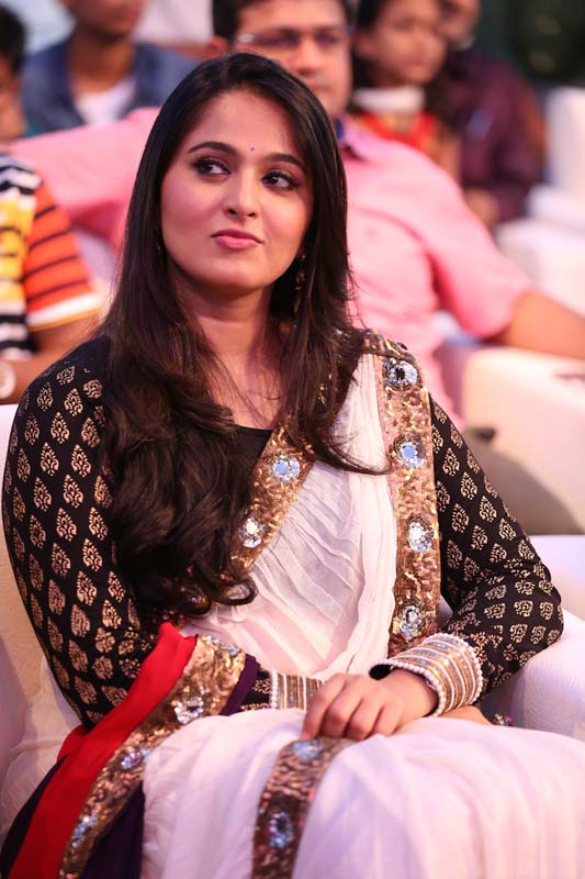 Anushka Shetty Latest Photos at Baahubali Audio Launch