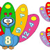 Addition & Subtraction for Kids in Peacock Design