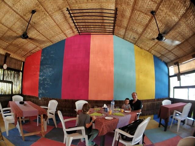 Restaurante The Home Maldives