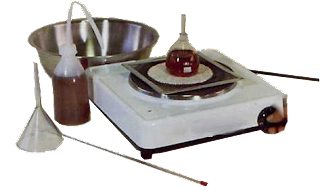 JUAL SPECIFIC GRAVITY TEST HEATING METHOD CALL 08128222998
