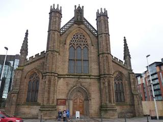 Catedral de San Andrés, Glasgow.