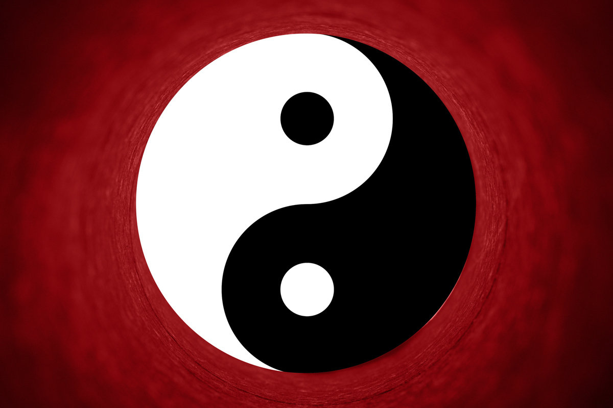 Yin Yang, Two Symbol and Meaning