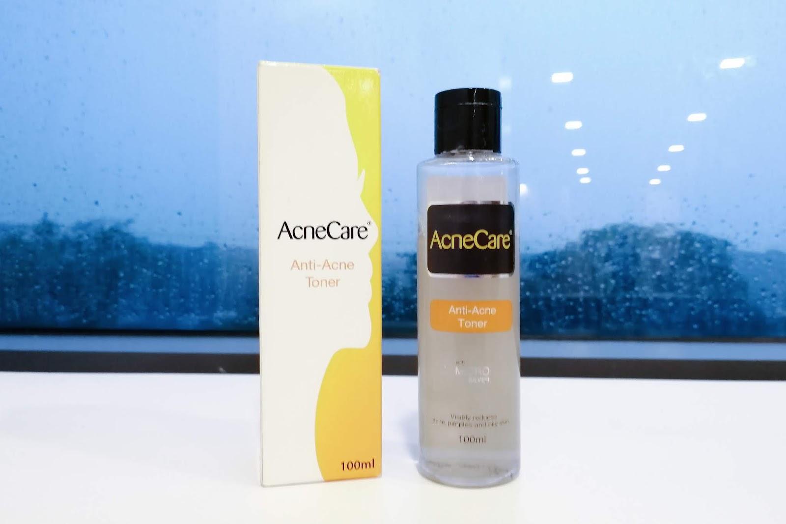 Lucky Citrine Acnecare Anti Acne Toner Review