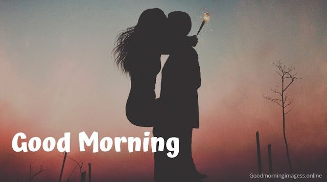 good morning love kiss image download