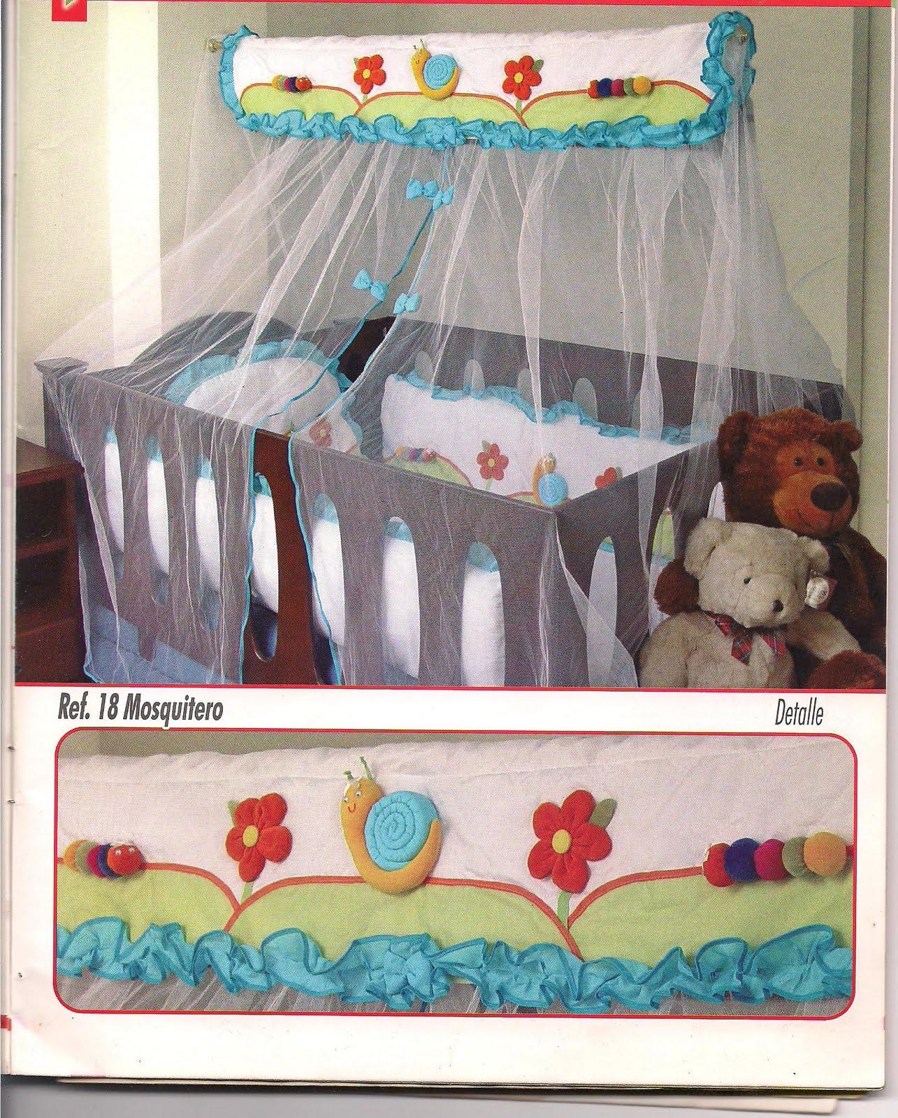 lencera para el bebe