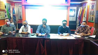 KPU  Menetapkan Tiga Paslon Bupati dan Wakil Bupati Tanjab Barat