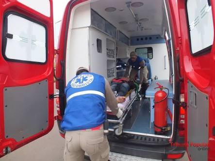 Homem é baleado em assalto e fica em estado grave, em Colombo