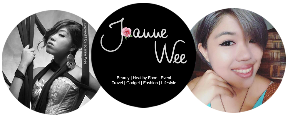 Joanne Wee's Journey | Beauty : Healthy Food : Event : Travel : Gadget : Fashion : Lifestyle