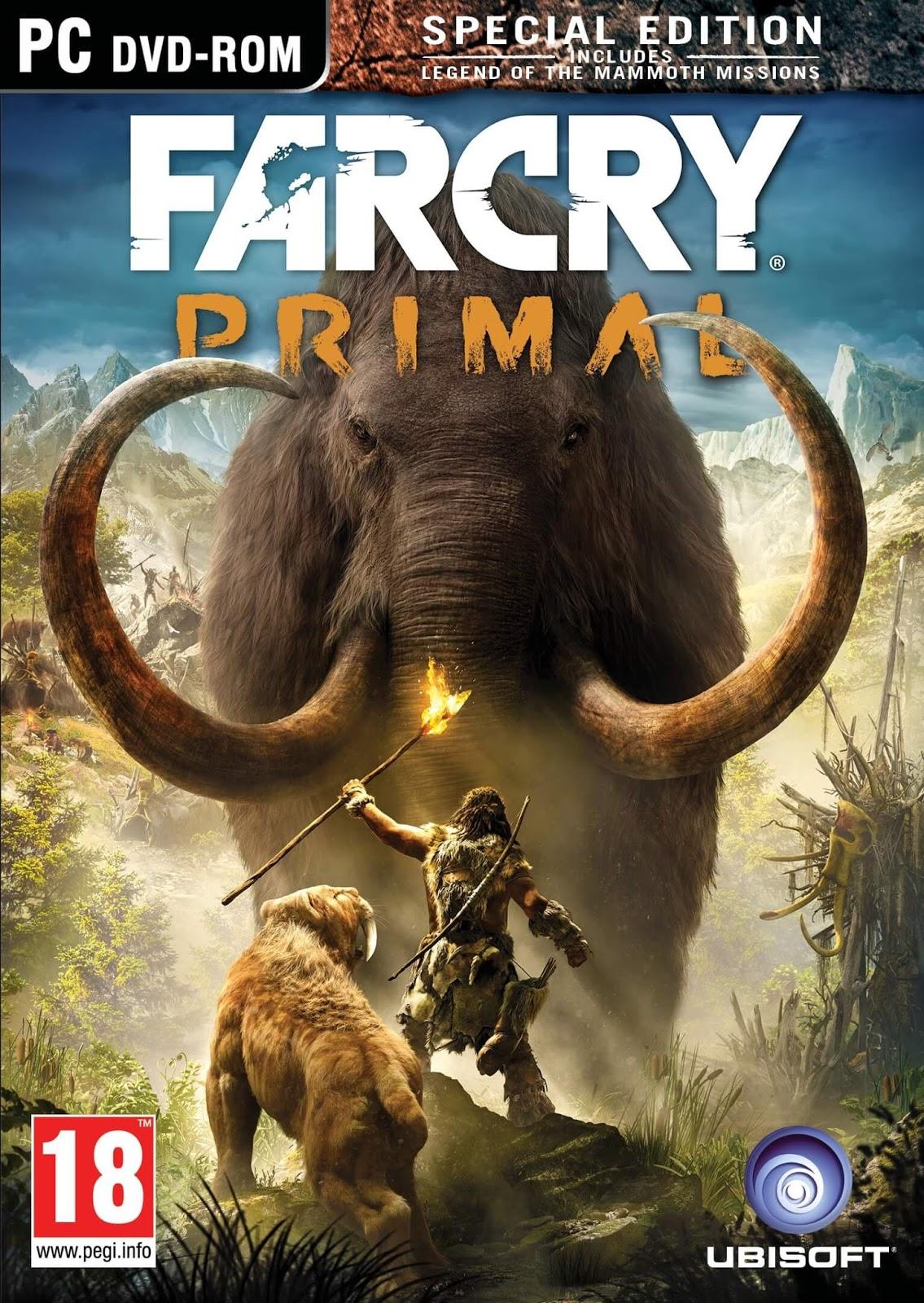 Descargar Far Cry: PRIMAL [PC] [Full] [Español] [ISO] Gratis [MEGA]