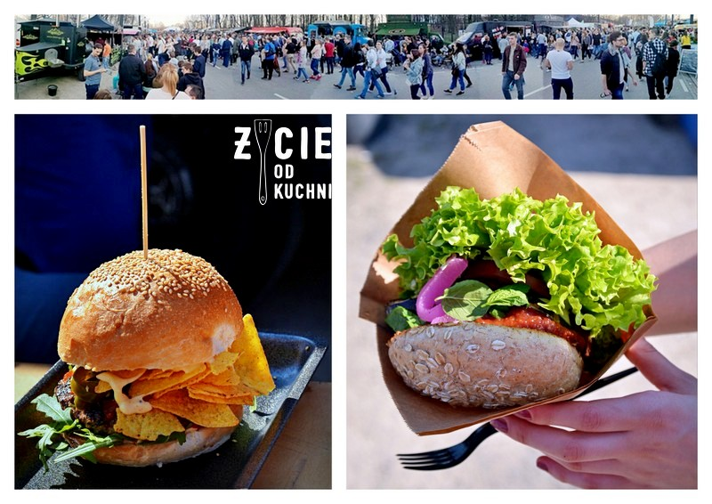 food truck, burgery, street food, zycie od kuchni
