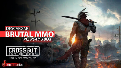 como descargar Crossout gratis
