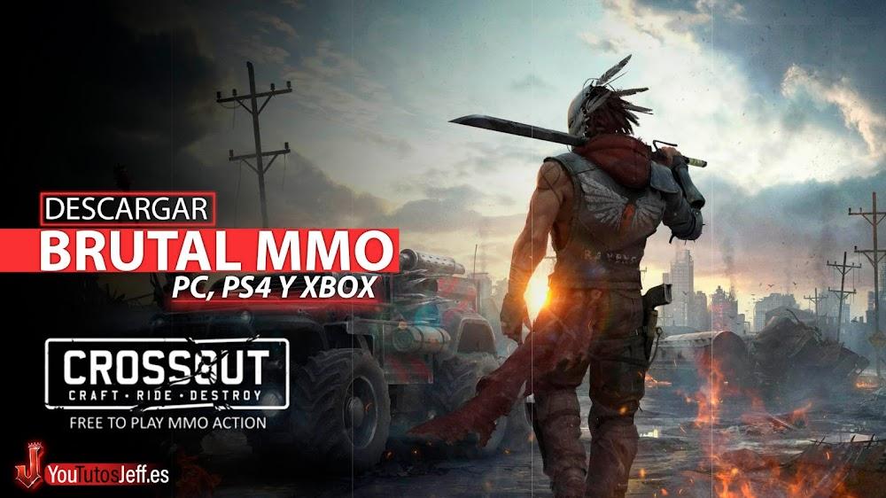 Brutal MMO de Acción, Descargar Crossout para PC Gratis Español