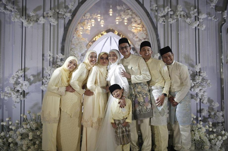 Mira filzah dan wan emir