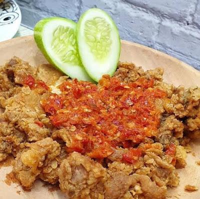 1092 Resep dan Cara membuat Ayam Geprek yang paling dinikmati dan terlezat