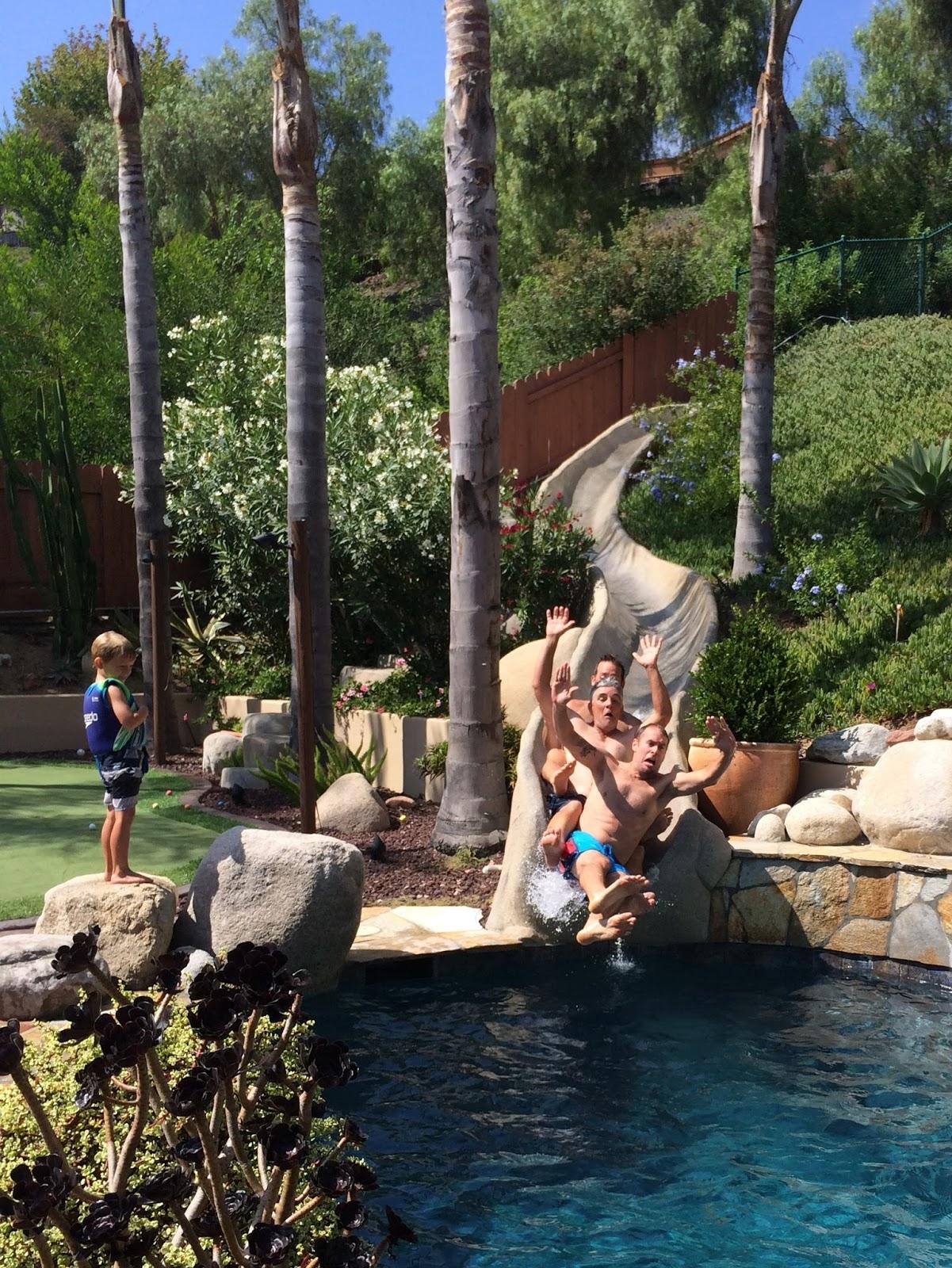 Pool Slide Care and Repair