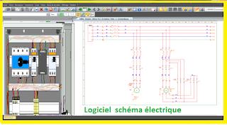 Télécharger logiciel CAO : Les schémas électriques SchemELECT