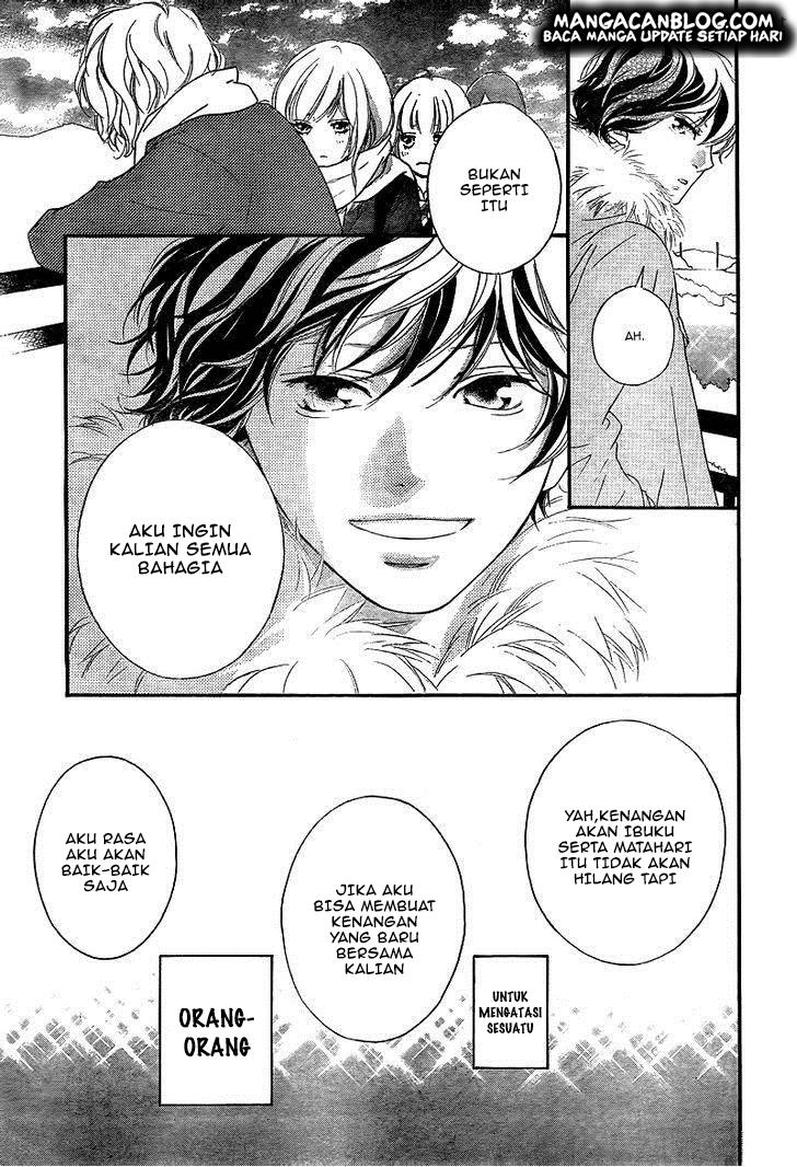 Ao Haru Ride Chapter 38-39