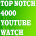 BUY 4000 YOUTUBE WATCH HOURS MONETIZATION FOR ELIGIBILITY